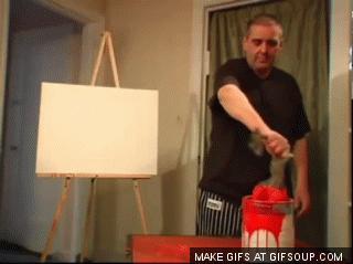 Офигенный художник