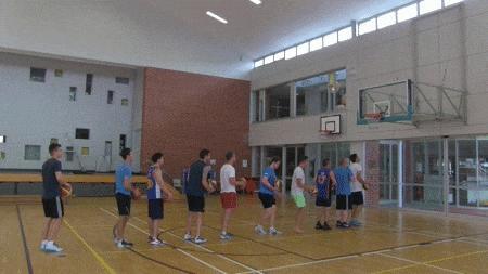 Прирожденные баскетболисты