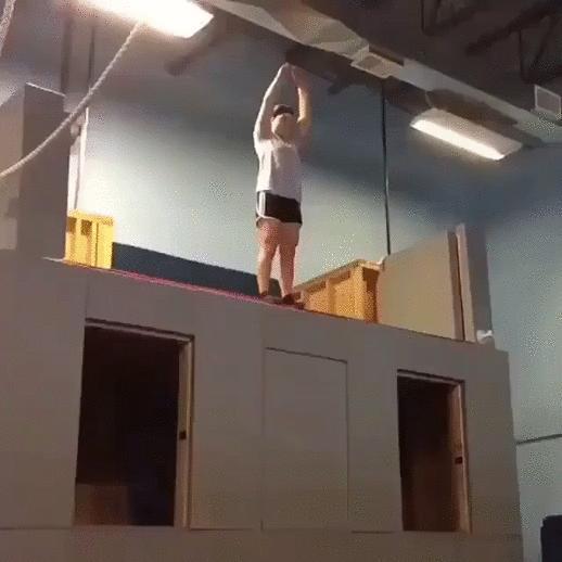 Зачетный прыжок