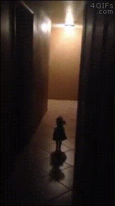 Разная реакция на призраков