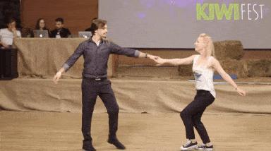 Весь танец полетел в жопу