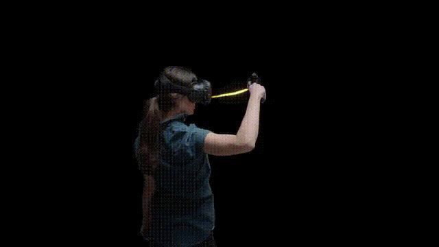 Рисование в виртуальной реальности