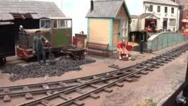 Поезд в одну хомячью силу