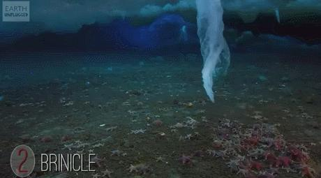 Морозящий сталактит