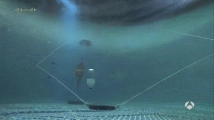Подводный взрыв